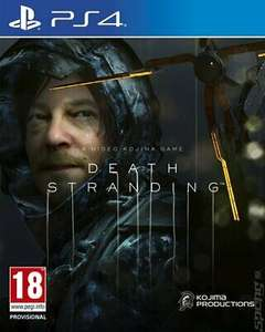 Death Stranding (PS4) used - £10.06 @ musicmagpie / ebay