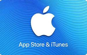 10% off App Store & iTunes Gift Cards - from £22.50 for £25 @ Amazon