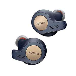 Jabra Elite Active 65t Earbuds Passive Noise Cancelling Bluetooth Sports Earphones Blue £61.20 (UK Mainland) Sold by Amazon EU @ Amazon