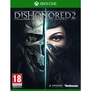 [Xbox One] Dishonored 2 - £2.95 delivered @ The Game Collection
