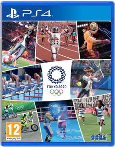 Olympic Games Tokyo 2020 PS4 £23.88 with code at ebay / boss_deals