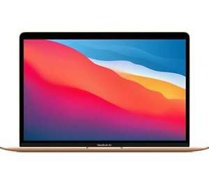 """APPLE MacBook Air 13.3"""" (2020) M1 512 GB SSD - Gold REFURBISHED A - £915.80 at Ebay Currys_Clearance"""