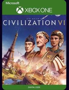 Sid Meier's Civilization VI - Xbox UK Store (digital version) £11.24 @ Microsoft