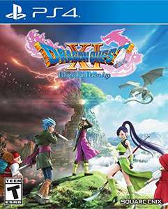 Dragon Quest XI: Echoes of an Elusive Age PS4 £9.98 @ musicmagpie / eBay