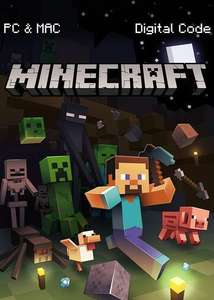 Minecraft: Java Edition (PC key) - £14.65 with service fee, using code @ Best-Pick via Eneba