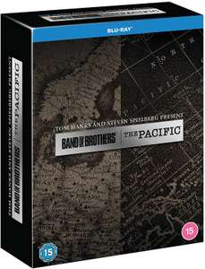 The Pacific / Band Of Brothers [Blu-ray] [2010] £23.99 @ Amazon