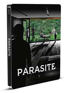 Parasite (B&W & 4K) Limited Edition Steelbook £15.99 prime / £18.98 non prime @ Amazon