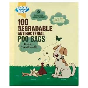 Good Boy 100 doggy poo bags - 24p instore @ Asda, Bedminster (Bristol)