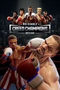 Big Rumble Boxing: Creed Champions [Xbox One / Series X S] Pre-Order £21.85 @ Xbox Store Iceland
