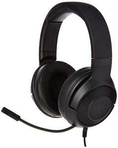 Razer Kraken X wired stereo Headset £3.53 + £4.49 Non Prime @ Amazon