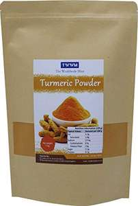 TURMERIC Ground Powder 1 KG - £4.99 (+£4.49 Non Prime) Sold by RS Traders® and Fulfilled by Amazon