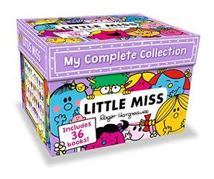 Little Miss: My Complete Collection Box Set - £26 @ Amazon