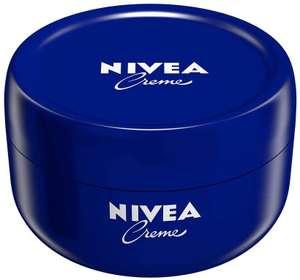NIVEA Creme Pack of 3 x 200ml £4.40 (£4.49 p&p non prime) voucher and s&s £3.52 @ Amazon