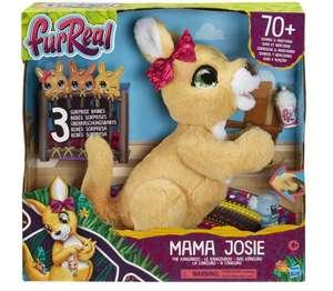 furReal Mama Josie the Kangaroo Interactive Pet Toy - £32 + free Click and Collect @ Argos
