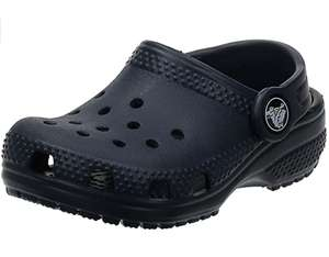 Crocs Unisex Kid's Classic Clog K - Size 11 UK Child - Navy £7.95 Prime (+£4.49 Non-Prime) @ Amazon