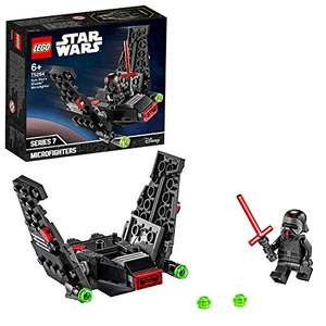 LEGO Star Wars 75264 Kylo Ren's Shuttle Microfighter Building Set, The Force Awakens Collection £5.95 Prime (+£4.49 Non-Prime) @ Amazon