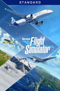 Microsoft Flight Simulator £32.67 / Deluxe Edition £49.30 / Premium Deluxe Edition £65.35 [Xbox Series X S] Pre-Order @ Xbox Store Iceland