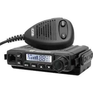 CRT MILLENIUM V3 Multi standard AM FM CB Radio + Cigarette Lighter 27/81 £42.99 ebay / jabberproducts