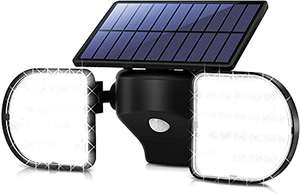 OUSFOT Solar Lights Outdoor 56 LED Solar Flood Lights Motion Sensor £19.99 Prime + £4.49 non Prime - Sold by ousfot and Fulfilled by Amazon