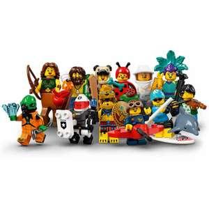 LEGO Limited Edition Minifigures £2 @ B&M Small Heath