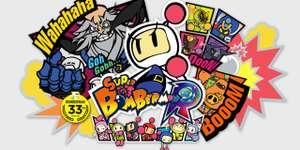 Super Bomberman R [Nintendo Switch] - £4.49 @ Nintendo eStore