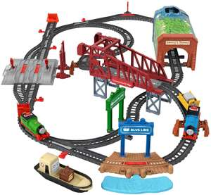 Fisher-Price Thomas & Friends Talking Thomas & Percy Train Set £39.99 delivered / Click & Collect using code @ The Entertainer