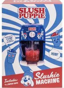 Slush puppie slushie machine - £34.99 (+£4.95 Delivery) @ Robert Dyas