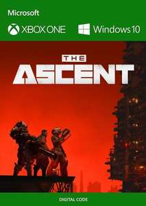 The Ascent [Xbox One / Series X|S / PC / PlayAnywhere - Argentina via VPN] Pre-Order - £11.88 using code @ Eneba / World Trader