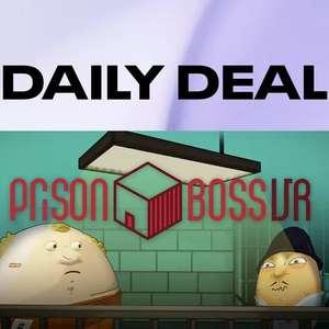 Oculus VR Daily Deal - Prison Boss VR £11.99 @ Oculus