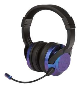 PowerA Fusion (Nebula colour) Wired Headset for Xbox, PS, Switch, and PC gaming for £19.99 click & collect @ Argos
