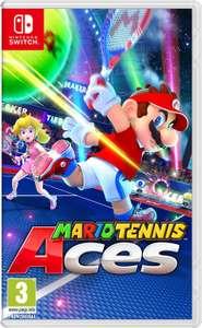 Mario Tennis Aces Nintendo Switch £25 @ Asda Derby