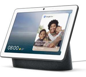 GOOGLE Nest Hub Max in Charcoal or Chalk £159.99 Currys PC World