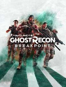 Tom Clancy's Ghost Recon Breakpoint + Rainbow Six Siege Deluxe Edition (PC) - £6.08 with code @ Ubisoft Store