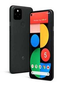 Google Pixel 5 128G ID Mobile 50GB data, £9.99 upfront, £24.99 p/m 24 months £609.75 @ Carphone Warehouse