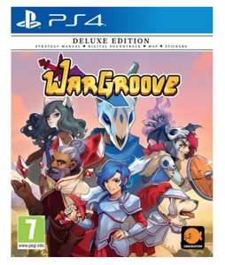 Wargroove - Deluxe Edition (PS4) £4.95 Delivered @ The Game Collection