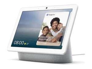 Google Nest Hub Max - Chalk - £149 Delivered / £179.98 With Chromecast 2020 @ BT Shop
