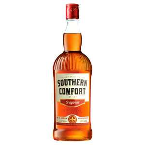 Southern Comfort 1L (35%) £18 from Tesco (Clubcard price)