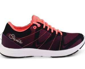 Dare2B Fuze Womens Trainers - Purple (women only size 3) £7 + £2.99 delivery @ Start Fitness