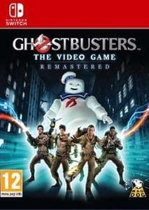[Nintendo Switch] Ghostbusters: The Video Game Remastered - £9.99 @ CDKeys