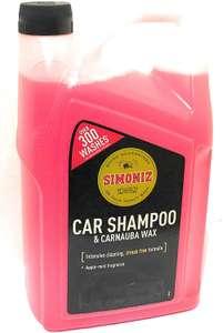Simoniz Shampoo and Carnauba Wax 5L - £4.42 Members Only @ Costco