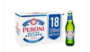 Peroni Italy18x330ml £19 @ Waitrose
