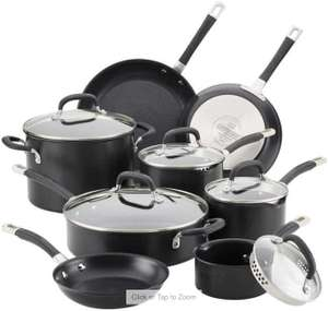 Circulon Premier 13 Piece Hard Anodised Cookware Pan Set instore £167.98 (Members Only) @ Costco