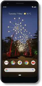 Google Pixel 3A XL Clearly White 64GB Smartphone - £209.99 @ Amazon