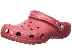 Crocs Unisex Kid's Classic Clog red - UK Child - £5.90 Prime (+£4.49 Non-Prime) @ Amazon