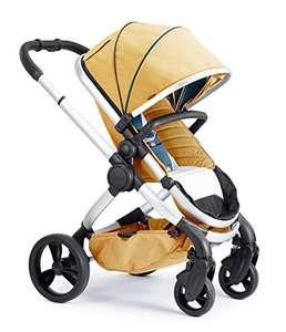 iCandy Peach Satin Nectar Pushchair and Carrycot Set, Satin Nectar, 13.93 kg - £328.13 @ Amazon