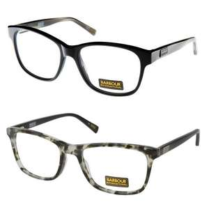 Barbour Prescription Glasses Sale, now £37 delivered using code @ Specky Four Eyes