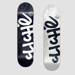 Get a Cliche Skateboard Deck for £10 When Spending £80+ (Includes Sale items) - Free Delivery (UK Mainland) @ Rollersnakes