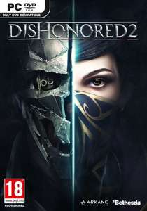 Dishonored 2 (PC) Steam key £3.99 @ CDKeys