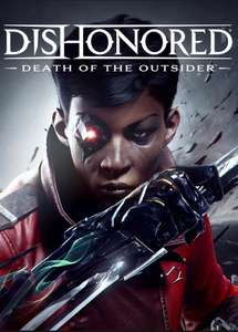 Dishonored: Death of the Outsider (PC) Steam key £3.99 @ CDKeys