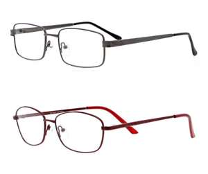 Mens & Womens Prescription Glasses, Includes single vision lenses - £6.95 delivered, using discount code @ Low Cost Glasses